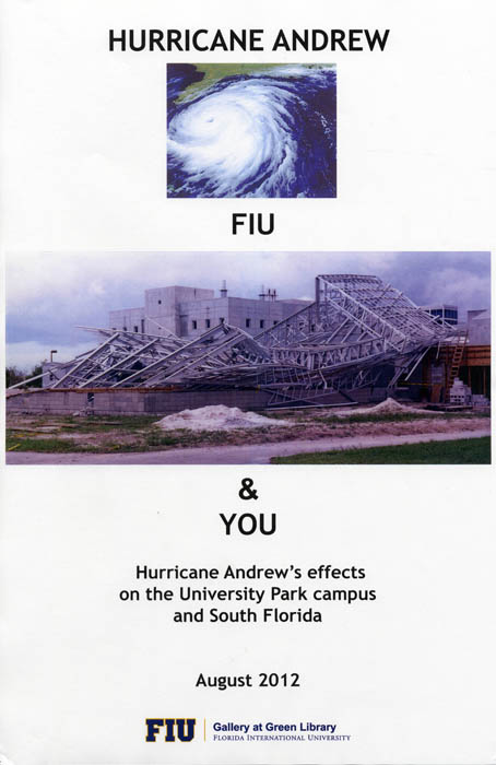 hurricane andrew essay Andrew boryga writes about sheltering in place in the small city of hollywood,  florida, during hurricane irma.