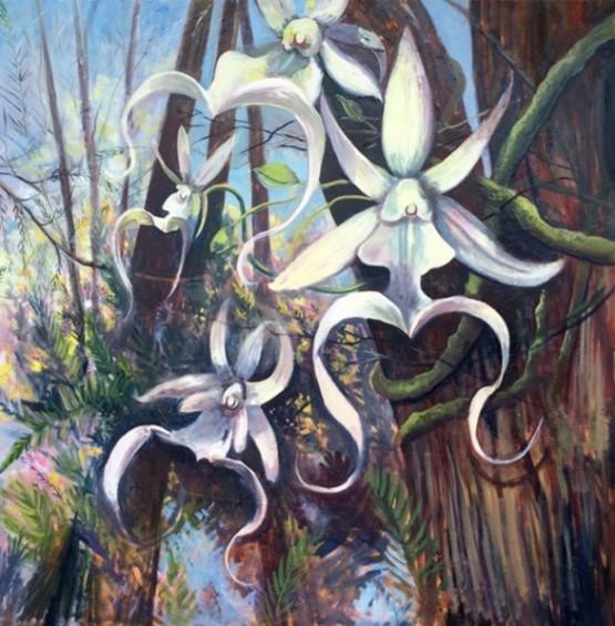 Pat Cummins, Super Ghost Orchids