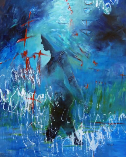 Marilyn Valiente, Blue Planet